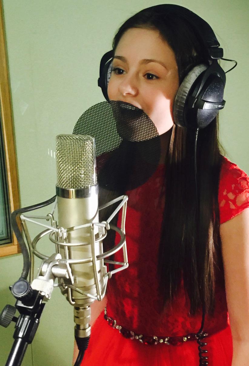 Jaime recording studio