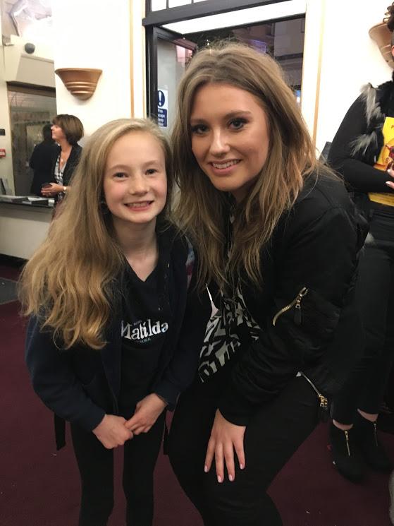 Violet and Ella Henderson