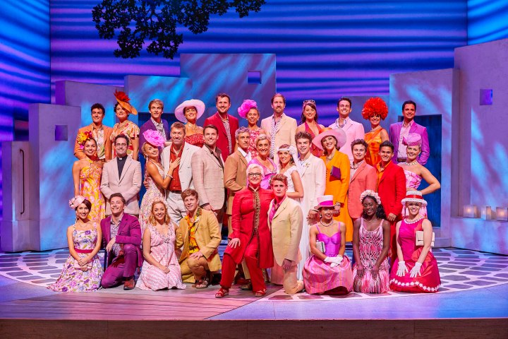 MAMMA MIA!  London Cast  2018/2019