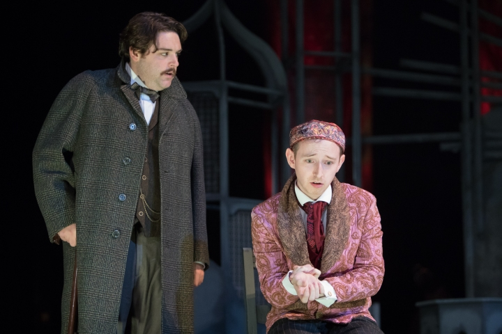 Blackeyed Theatre presents Sherlock Holmes - The Sign of Four (courtesy Mark Holliday) (5)