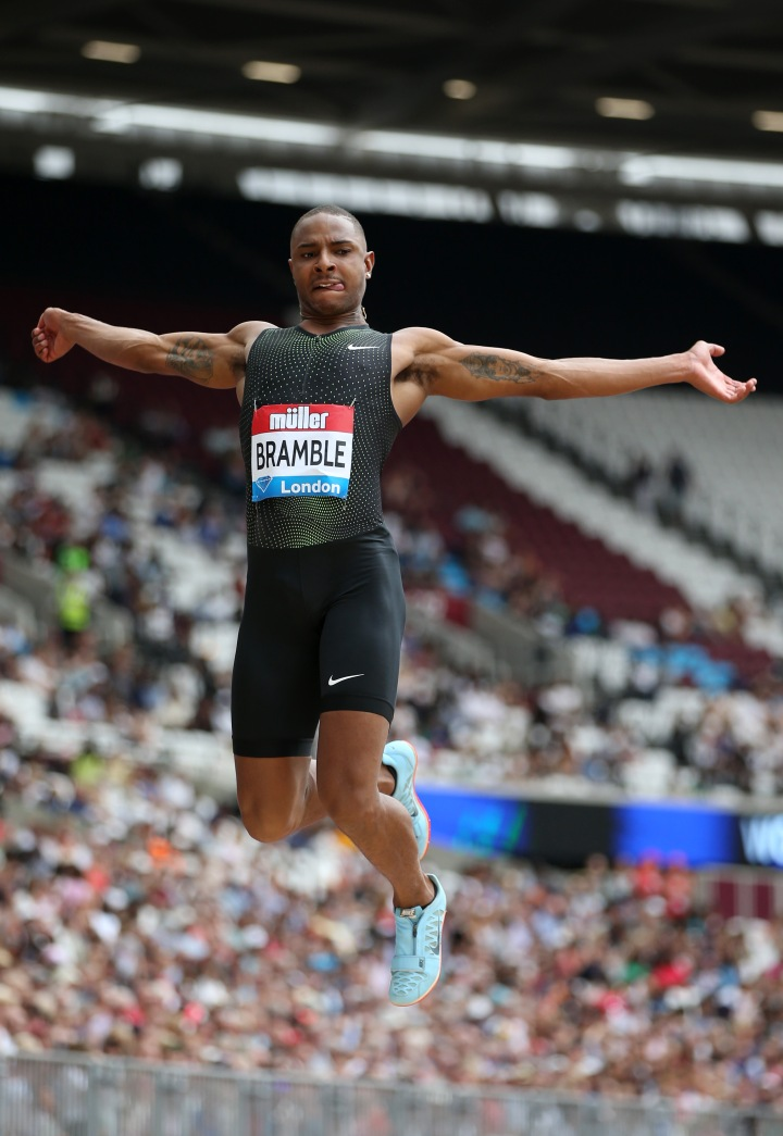 Muller Anniversary Games - Day Two