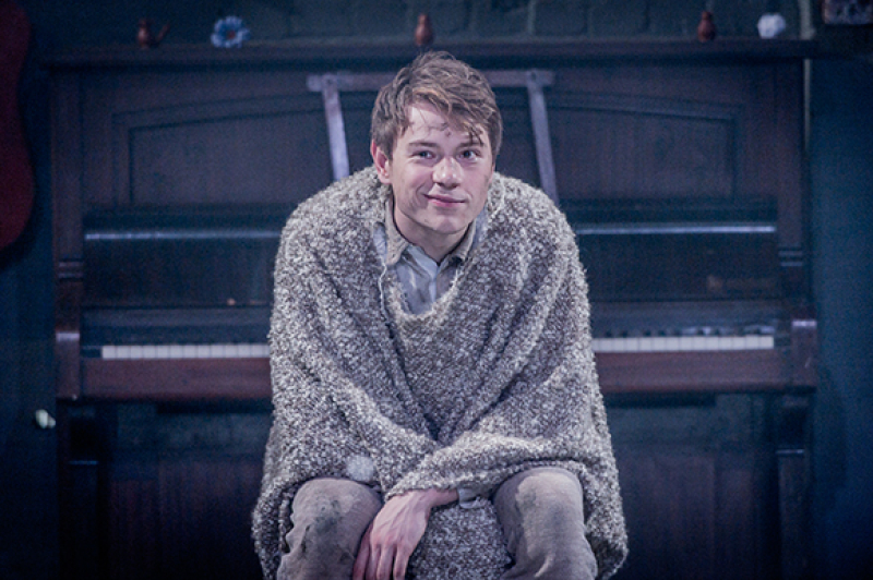 Sam Townsend - As You Like It - Southwark Playhouse - By Robert Workman