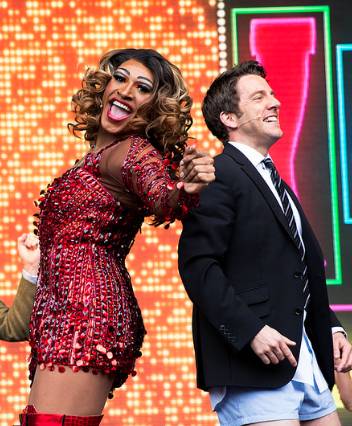 Kinky Boots West End Live