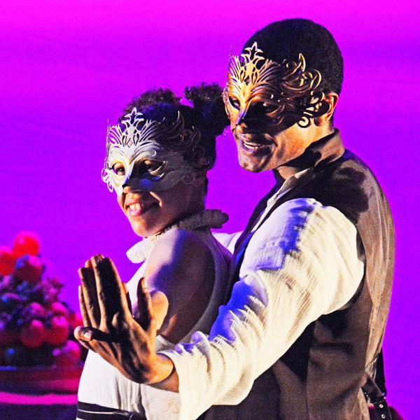 Romeo & Juliet 1