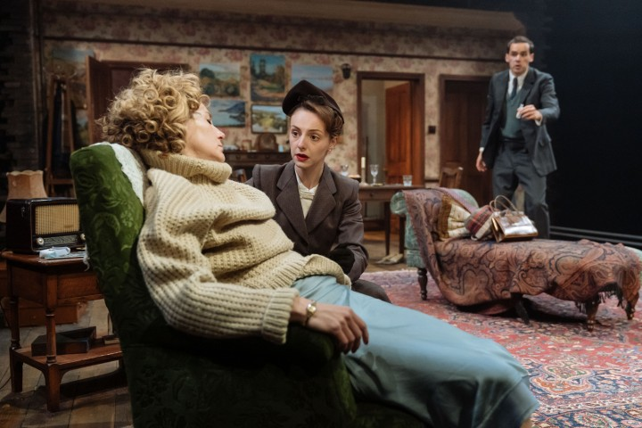 Nancy Carroll (Hester), Helena Wilson (Ann Welch) & Ralph Davis (Philip Welch) in CFT's THE DEEP BLUE SEA Photo Manuel Harlan-005