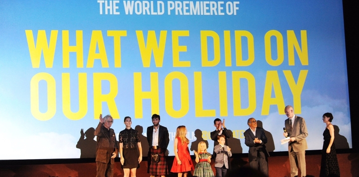 What We Did on Our Holiday_Red Carpet World Première