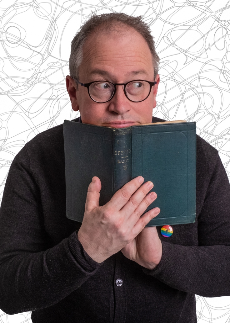 Robin Ince's Chaos of Delights - photocredit, Steve Best