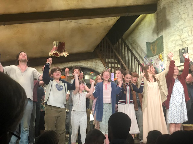 The Ferryman final Bow