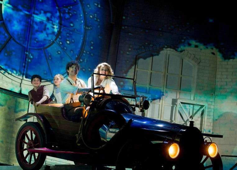 'Chitty Chitty Bang Bang' Tour