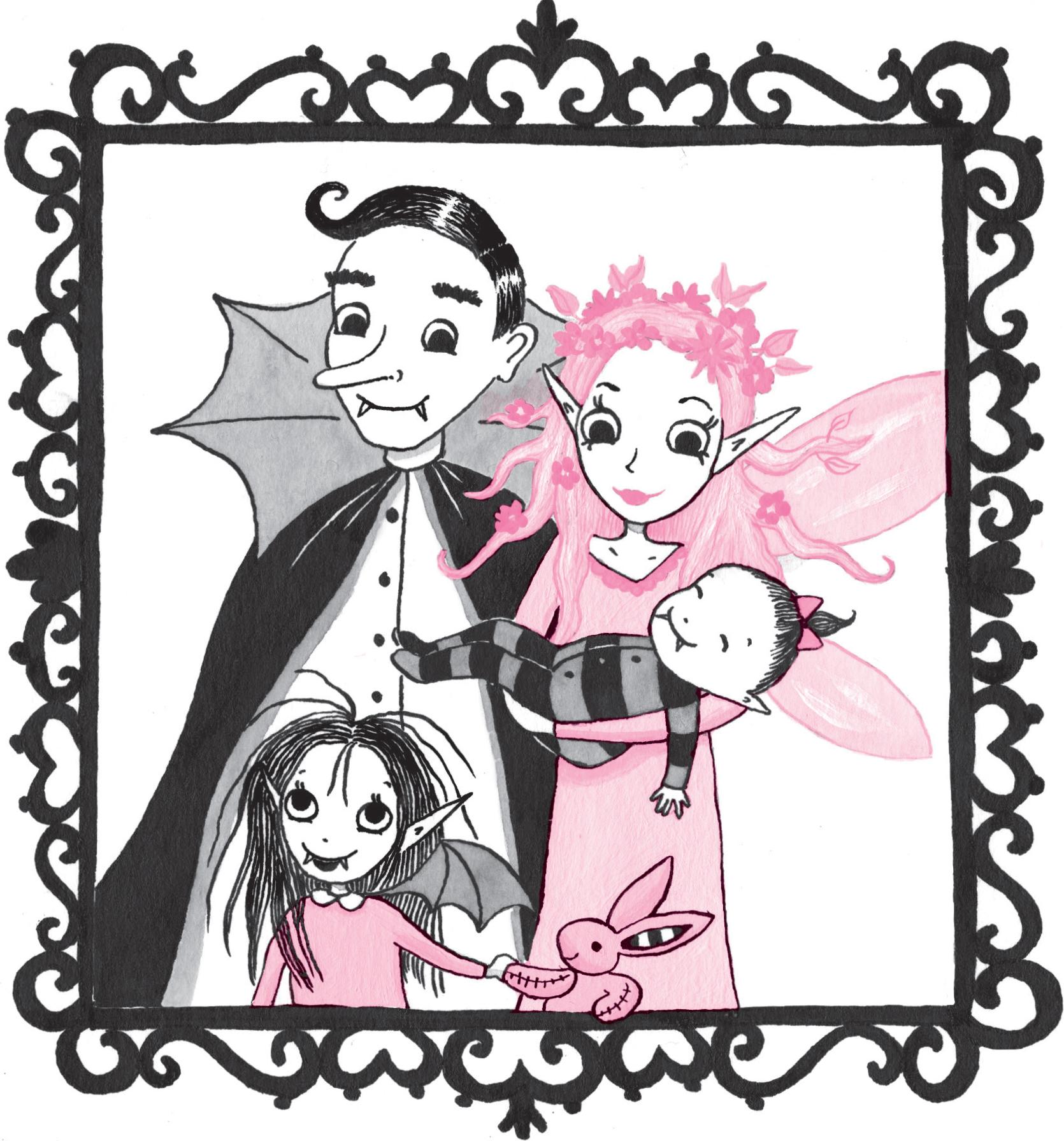 Isadora Moon's Family
