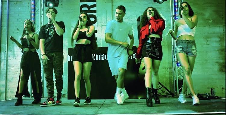 anb band performing