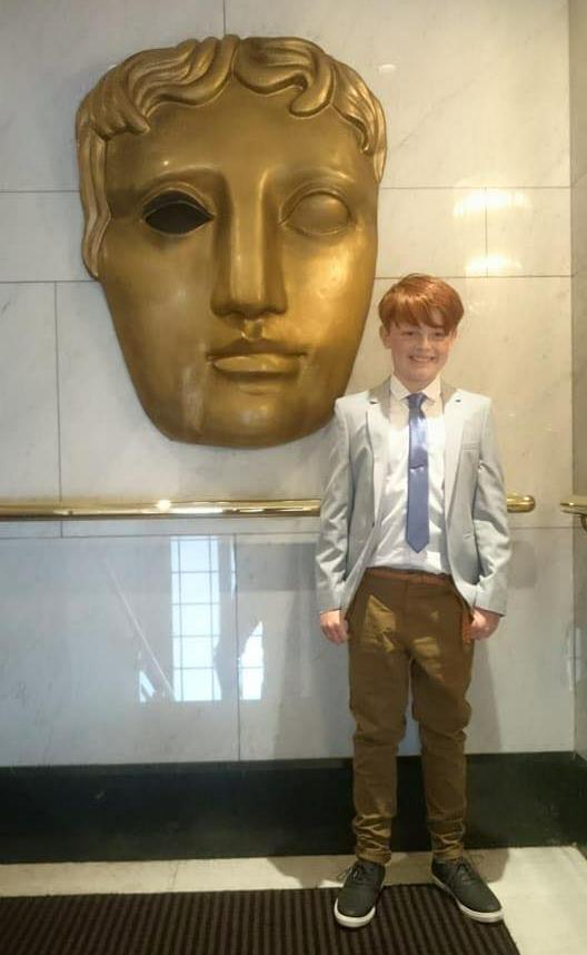 at BAFTA