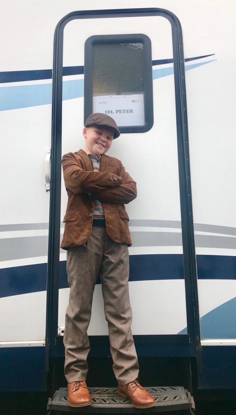 Reuben Peaky Blinders Series 5